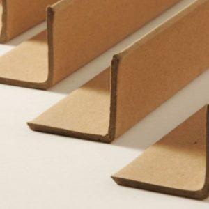 Corner posts and boards - Esquineros de cartón