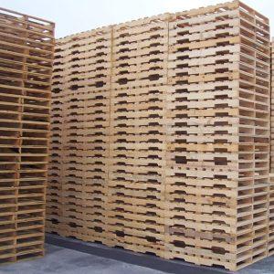 Wooden pallets - Tarimas de madera