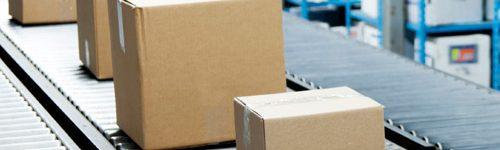 Cardboard boxes production - Producción de cajas de cartón