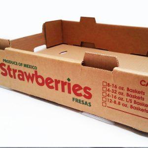 Agricultural and Industrial product lines - Cajas de cartón agrícolas